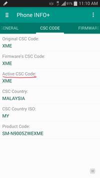 Phone INFO syot layar 7
