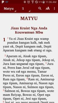 Melpa - Bible poster