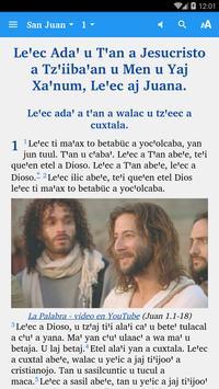 Mopan - Bible screenshot 1