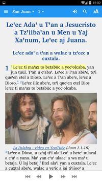 Mopan - Bible screenshot 2