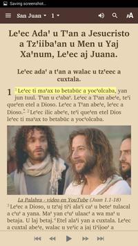 Mopan - Bible screenshot 3
