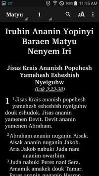 Arapesh - Bible screenshot 3