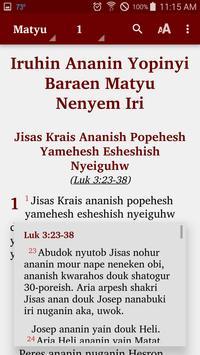 Arapesh - Bible screenshot 1