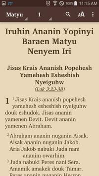 Arapesh - Bible screenshot 2