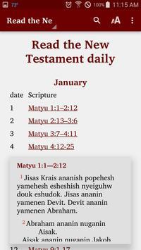 Arapesh - Bible screenshot 4