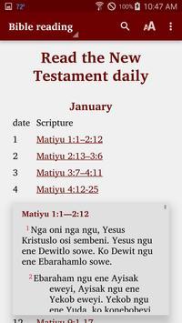 Karo (Rawa) - Bible screenshot 5