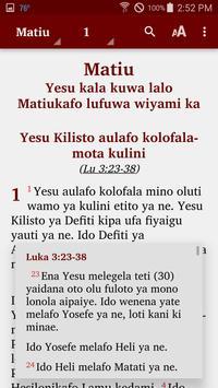 Siane (Komongu) - Bible screenshot 1