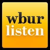 WBUR Listen icon