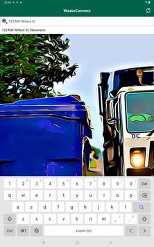 WasteConnect تصوير الشاشة 6