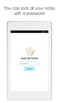 Keep My Notes screenshot 19