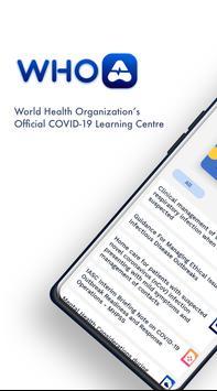 World Health Organization (WHO) Academy syot layar 1