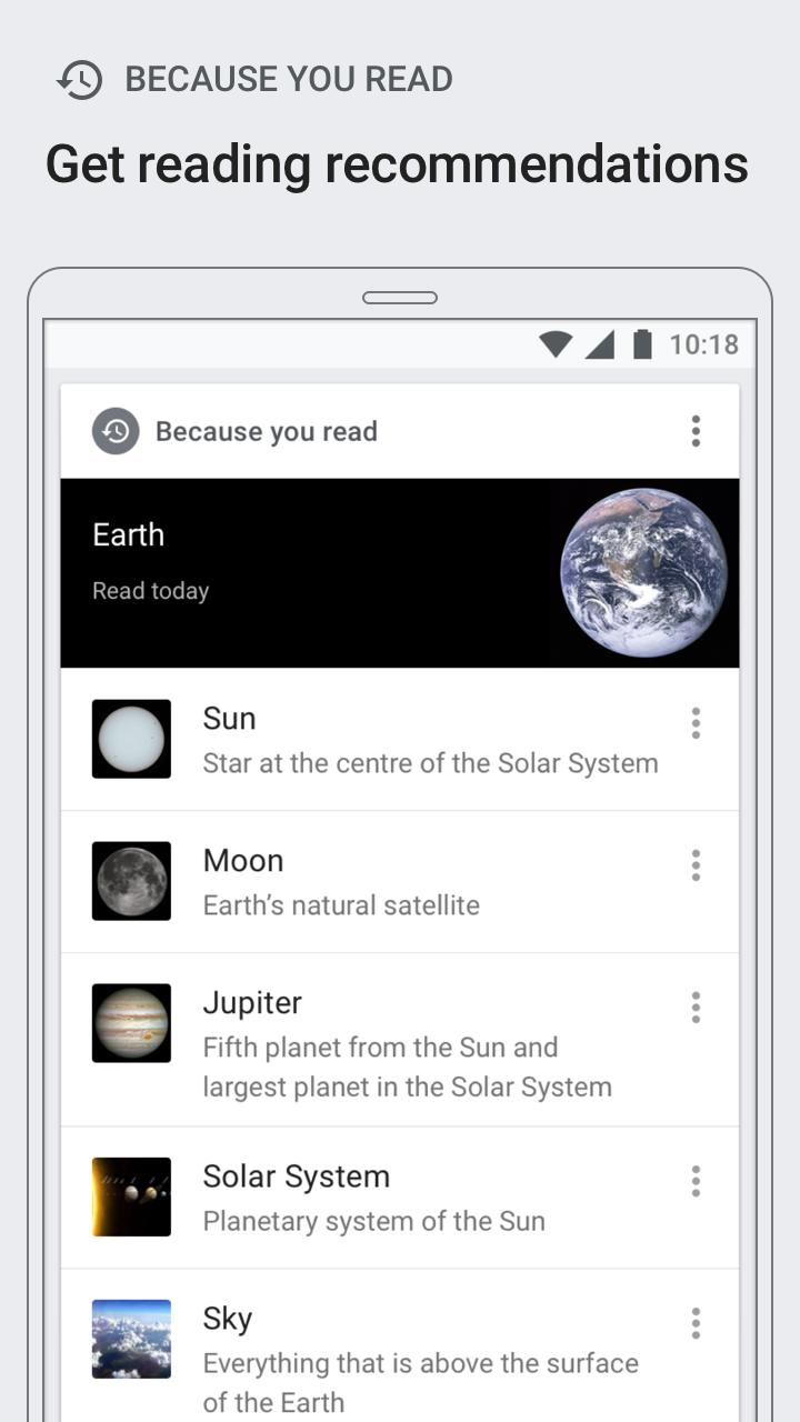 Wikipedia Beta for Android - APK Download
