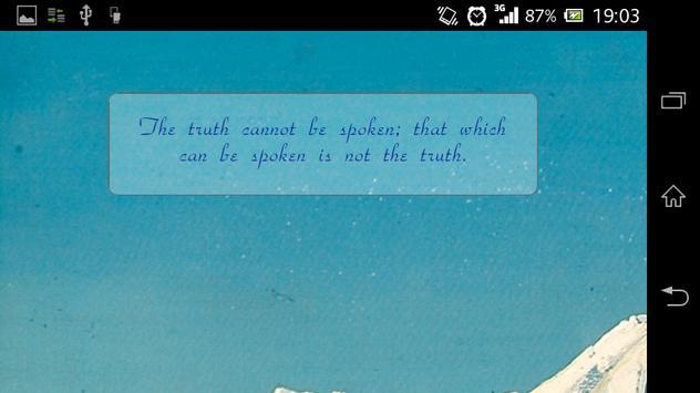 Wise Sufi screenshot 2