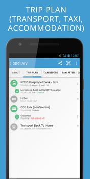 2Event-App for Events, networking and travelmates screenshot 4