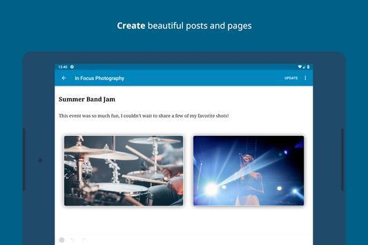 WordPress screenshot 5