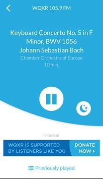 Classical Music Radio WQXR screenshot 1