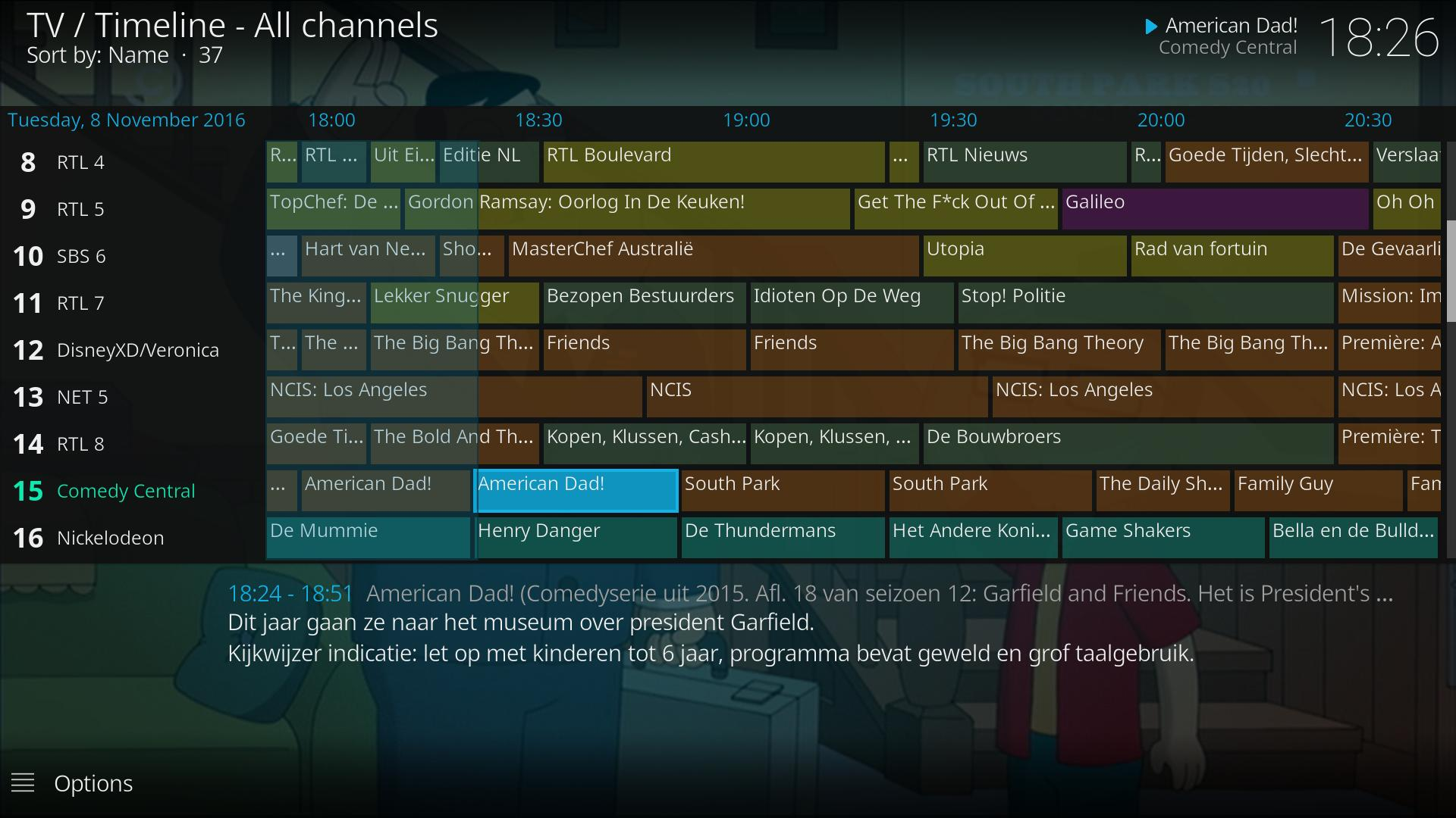 Kodi for Android - APK Download