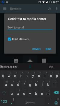 Kore, Official Remote for Kodi captura de pantalla 1