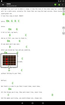 Guitar chords and tabs screenshot 6