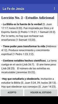 La Fe de Jesús screenshot 3