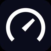 Speedtest icône