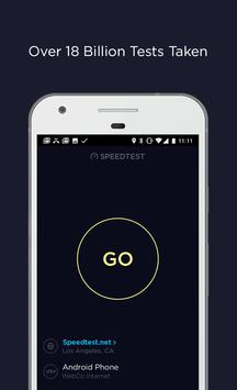 Speedtest.net تصوير الشاشة 3