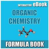 ORGANIC CHEMISTRY FORMULA EBOOK 图标