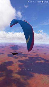 Paragliding XC Live Wallpaper 3D for Android - APK Download