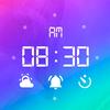 Despertador com alarme e musicas alto ícone