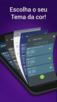 Despertador com alarme e musicas alto imagem de tela 4