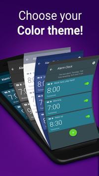 Alarm Clock with Ringtones for free screenshot 10