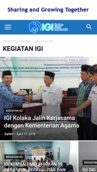 IGI Ikatan Guru Indonesia screenshot 4