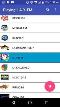 Top 40 Radios Stations Dominican Republic screenshot 7