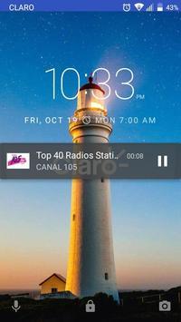 Top 40 Radios Stations Dominican Republic screenshot 2