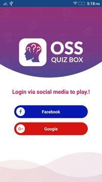OssQuizBox poster