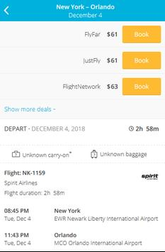 Cheap Flights and Hotels screenshot 3
