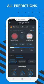 Porady: prognozy piłkarskie, porady, zakłady screenshot 2