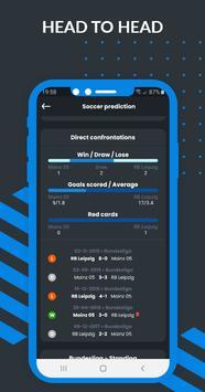 Porady: prognozy piłkarskie, porady, zakłady screenshot 5