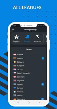 Porady: prognozy piłkarskie, porady, zakłady screenshot 6