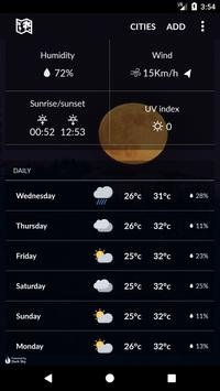 Sri Lanka weather screenshot 1
