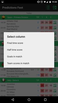 Football Prediction screenshot 4