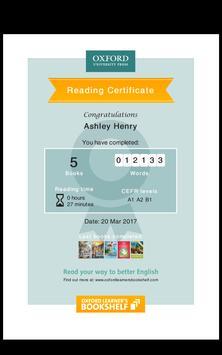 Oxford Learner's Bookshelf screenshot 5