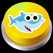 Bby Shark Button icon