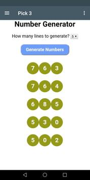 Virginia Lottery Number Generator and Systems screenshot 7