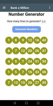 Virginia Lottery Number Generator and Systems screenshot 4
