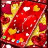Love Analog Clock ❤️ Watch Live Wallpaper Zeichen