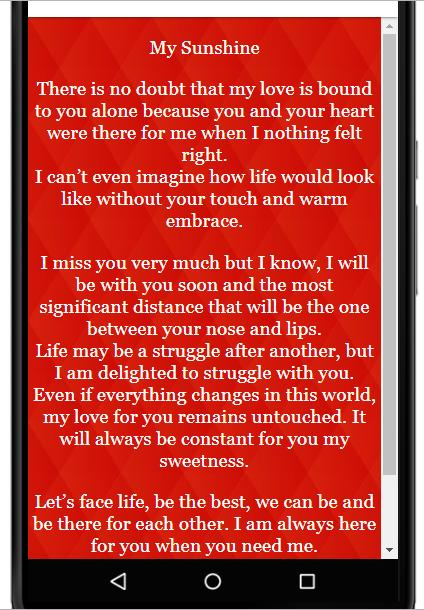 Messages to love girlfriend in 200+ Love