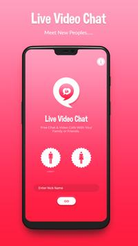 LOV LIVE : Meet New People, Live Video Chat poster