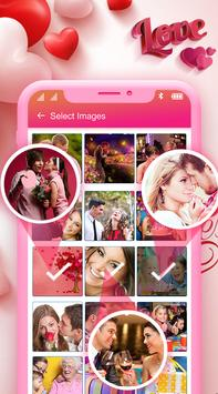 Love Video Maker With Music - Love Slideshow Maker screenshot 1