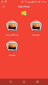 Applock Hide Private Photos Videos- Moblickr Screenshot 3